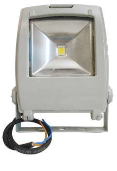 12V 24V 10 Watt LED Floodlight - Slim