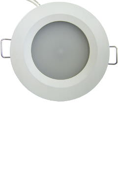 12 volt 2 watt dimmable LED downlight