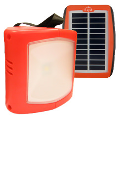 Portable Solar Powered Lantern